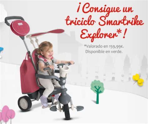 El Corte Inglés sortea un triciclo Smartrike – Regalos y ...