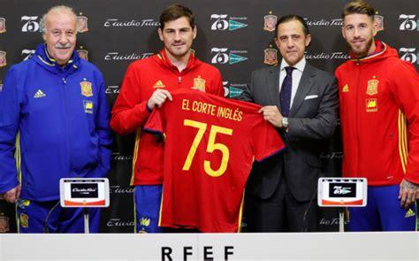 El Corte Inglés vestirá a la selección española de fútbol ...