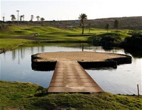 El Cortijo Golf course - Green fee discount, Canary ...