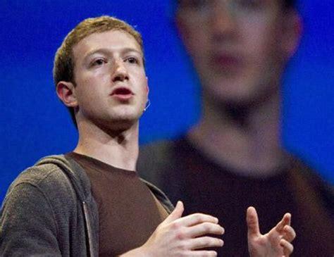El creador de Facebook es la persona más influyente de la ...