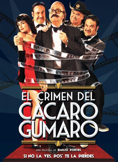 El Crimen del Cácaro Gumaro DVRip [720x480]   Identi