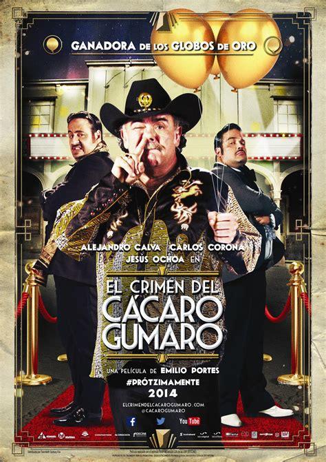 El Crimen del Cácaro Gumaro estrena teaser tráiler y carteles