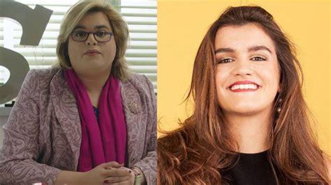El 'crossover' definitivo: Paquita Salas y Amaia de OT ...