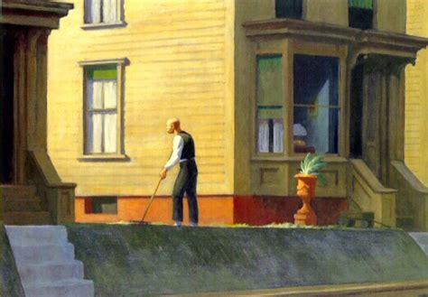 El cuaderno rojo: Edward Hopper
