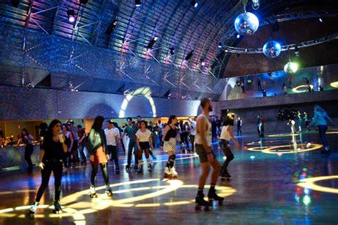 El cuerpo del Disco: Sesión roller - Le Cool Madrid