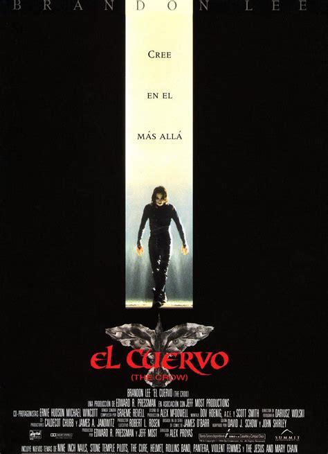 El cuervo   1994. La película que le costo la vida a ...