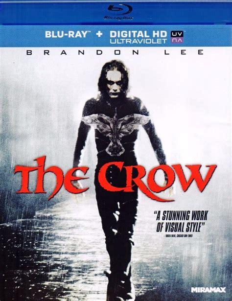 El Cuervo The Crow Brandon Lee Pelicula Blu ray + Dig Uv ...