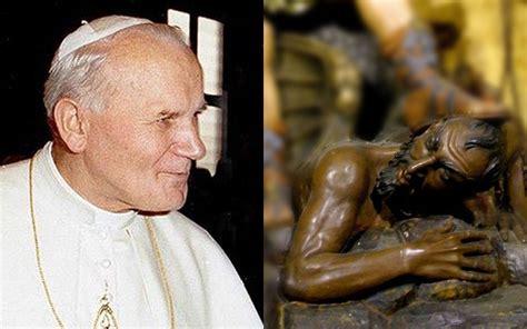 El demonio teme a San Juan Pablo II por estas dos razones ...