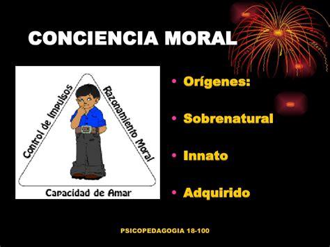 El Desarrollo Moral