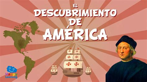 EL DESCUBRIMIENTO DE AMÉRICA | Vídeos Educativos para ...