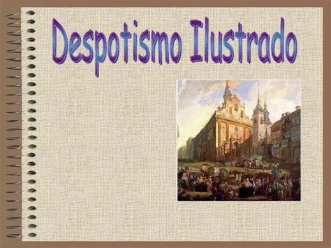 El Despotismo Ilustrado 2346 1