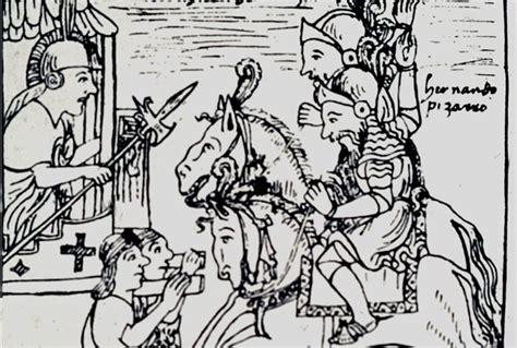 El día que se fraguó el fin del Imperio inca