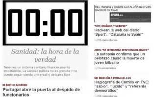 El diario 'Sport':