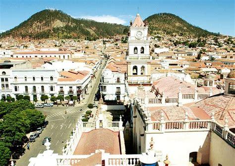 El Diario   Sucre la capital