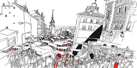 El dibujante Alfredo, premio Nacional de Ilustración ...