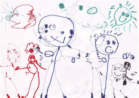 El Dibujo de la Figura humana en niños ~ Enlaces ...