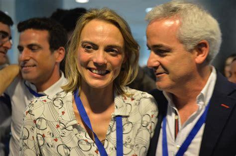 El dirigente del PP de Bizkaia Gonzalo Machín,en estado ...