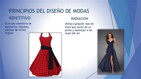 El diseño de modas