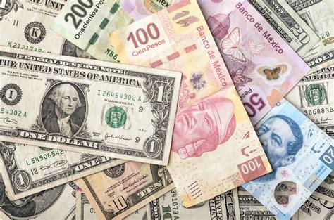 El dólar baja a 19.30 pesos a la venta en bancos | Expansión