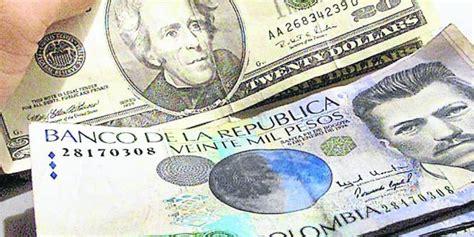El dólar ganó 16 pesos por encima de la TRM | Finanzas ...