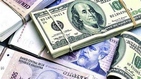 El dólar oficial escaló hoy y alcanzó un récord histórico ...