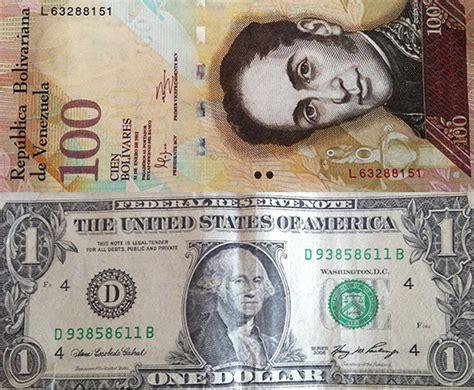 El dólar paralelo en Venezuela llega a su cotización ...