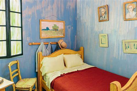 El dormitorio de Van Gogh a la venta   mott.pe