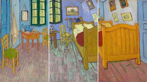 El dormitorio de Vincent van Gogh llega a Bellas Artes