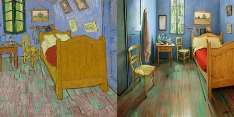 'El dormitorio en Arlés' de Van Gogh es real y se puede ...