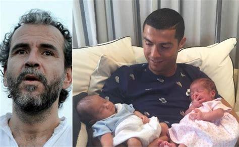 El duro  palo  de Willy Toledo a Cristiano Ronaldo por sus ...