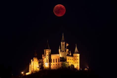 El eclipse lunar con luna de sangre 2018, en imágenes ...