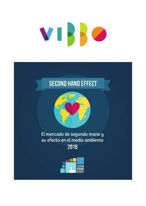 El efecto de la segunda mano - Vibbo