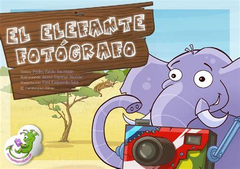 El elefante fotógrafo. Cuento infantil ilustrado by ...