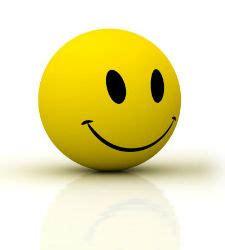 El emoticono de la carita feliz, inventado por un físico ...