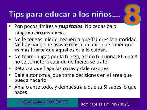 El Eneagrama y los Niños! | PERSONALIDAD TIPO 8 ENEAGRAMA ...