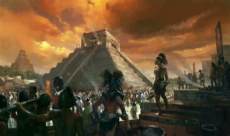 el enigmatico origen y desaparicion de Los Mayas ...