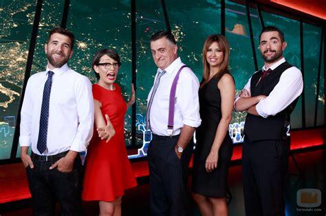 El equipo de 'El intermedio': Fotos - FormulaTV
