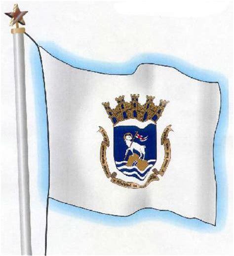 el Escudo, bandera y sello de San Juan Puerto Rico