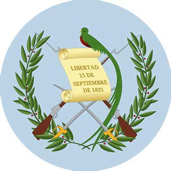 El escudo de armas, símbolo patrio de Guatemala   Aprende ...