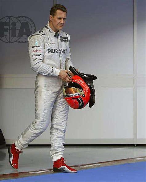 El estado de Schumacher no experimenta cambios en las ...