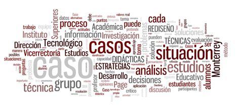 El estudio de casos case study como técnica didáctica ...