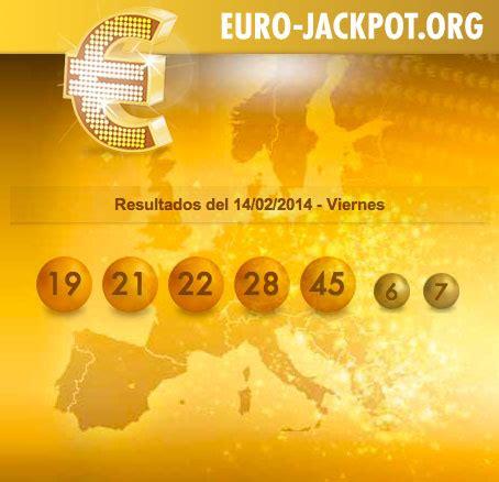 El Eurojackpot de la ONCE deja en Santa Cruz de la Palma ...