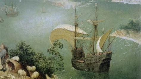 El extraño naufragio del Engelen, el barco que trajo a ...