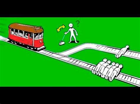 El famoso dilema del tren te dirá qué tipo de razonamiento ...