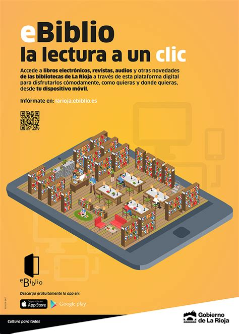 El Gobierno de La Rioja anima a la lectura digital a ...