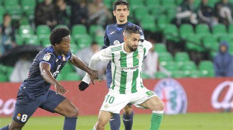 El gol de Boudebouz al Espanyol, desde la cámara aérea del ...
