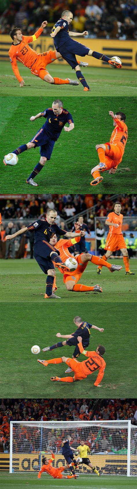 El gol de Iniesta desde todos los ángulos