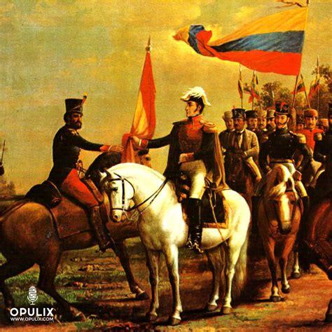 El grito de independencia de América Latina   Opulix