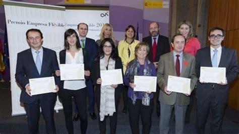 El grupo Borges gana el Premio Empresa Flexible 2015