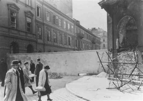El gueto de Varsovia
